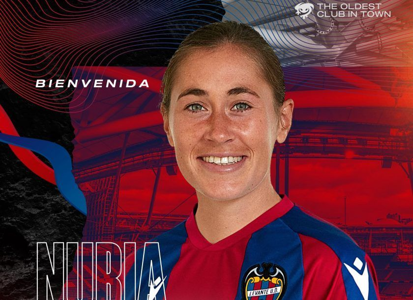 Nuria Mendoza segundo fichaje del Levante