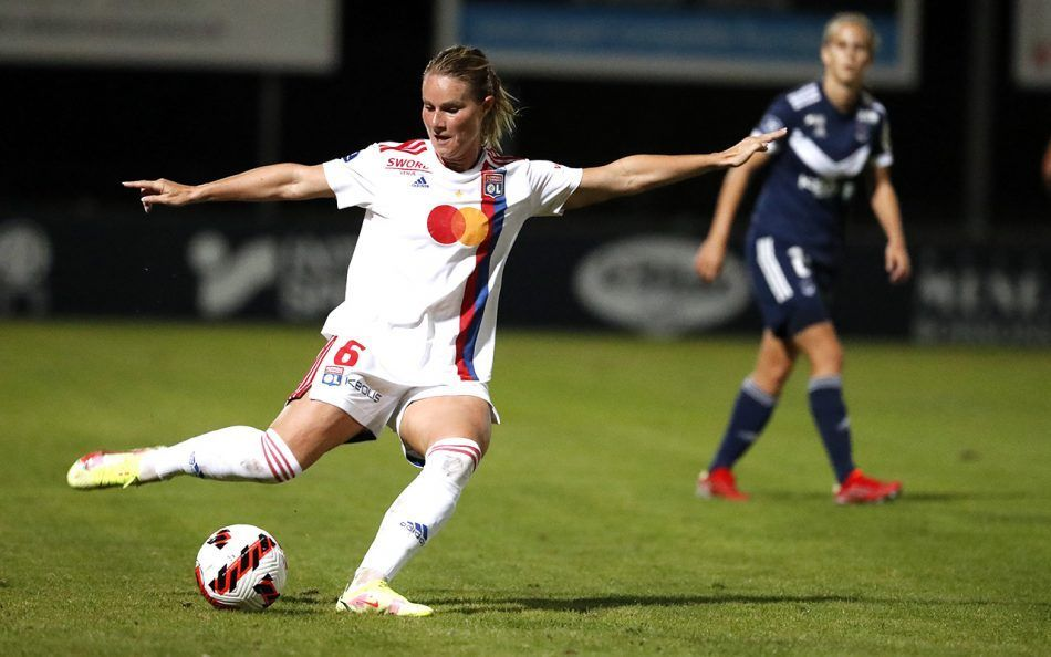 Division 1 Féminine 2021-2022