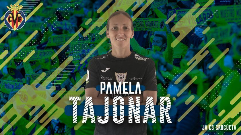 Pamela Tajonar