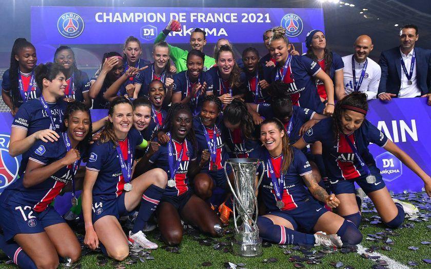 Division 1 Féminine (22ª jornada)