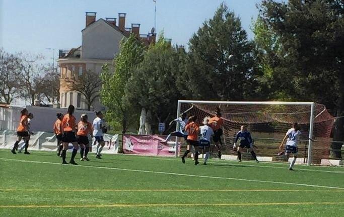 CD Parquesol - Zaragoza CFF