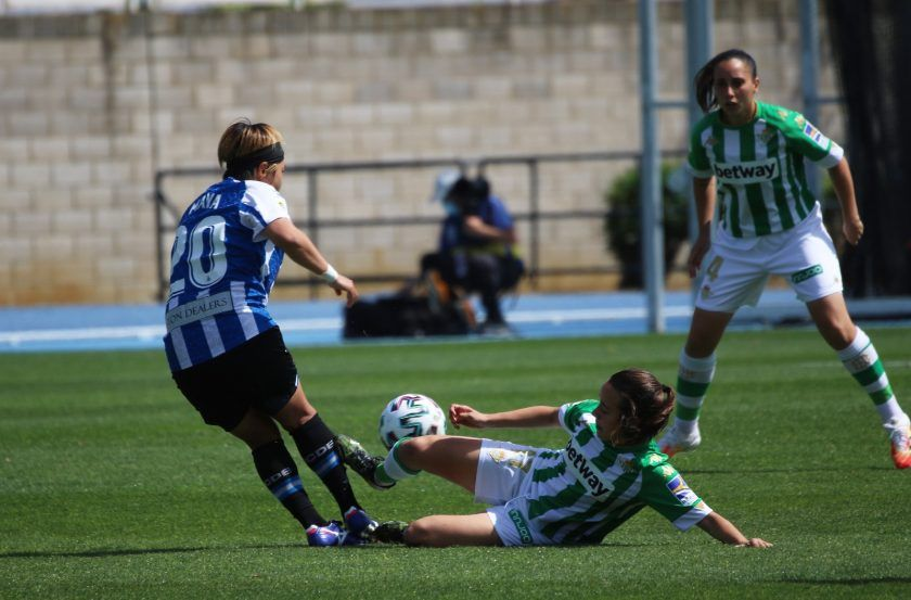 Real Betis Féminas - RCD Espanyol