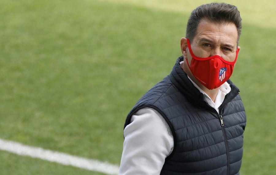 Ricardo Marcos nuevo técnico del Atlético de Madrid B