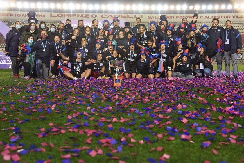 Torneo Rexona 2021 - Apertura (Final)