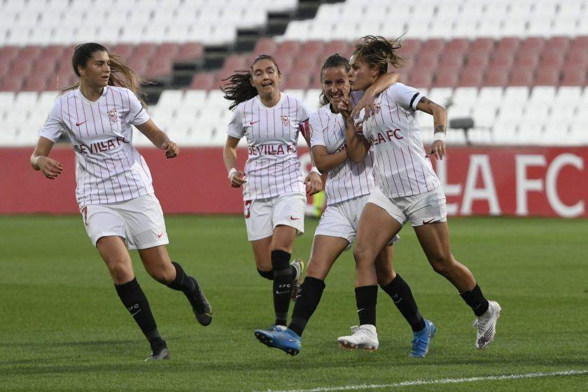 SEVILLA FC ELEGANTE GANA - REAL MADRID