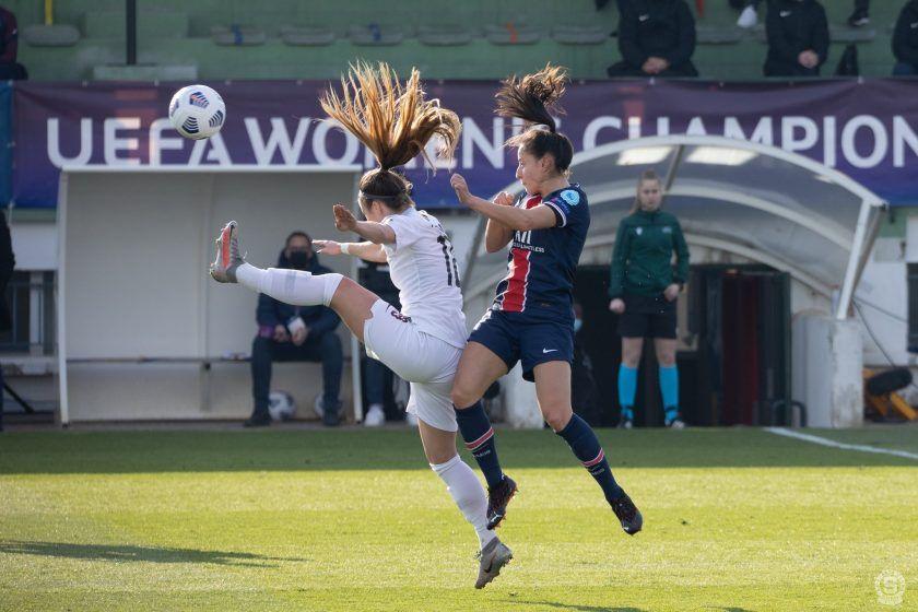 Champions League femenina
