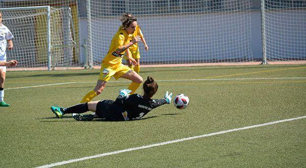 Segunda División Grupo IV (Jornada 23) – Reinas del balón
