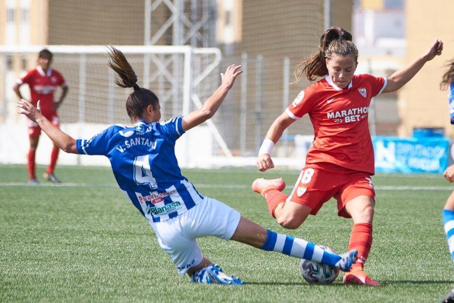 Tres puntos blanquiazules en Huelva