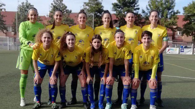 Cádiz Femenino filial