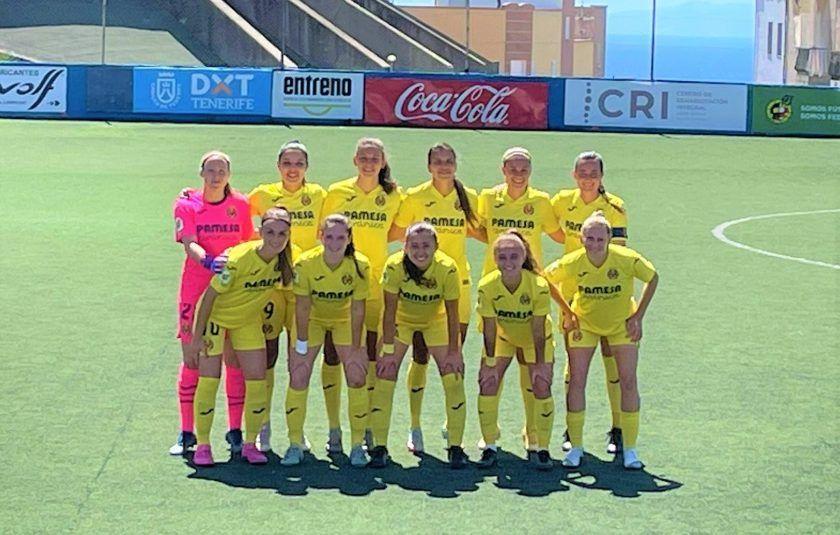 El Villarreal brilla en tierras Canarias