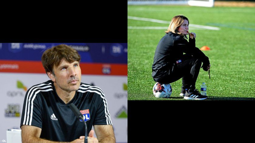Nueva entrenadora del OL