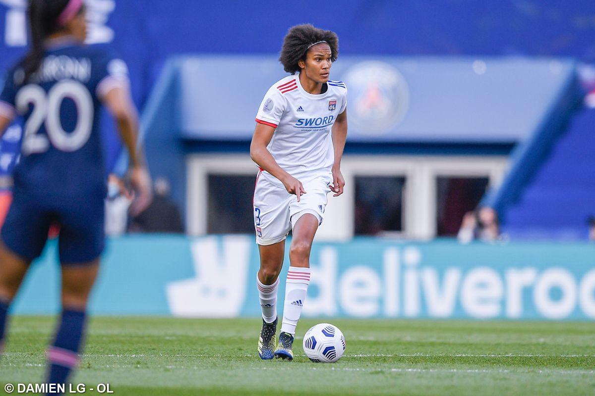 Wendie Renard Olimpique de Lyon