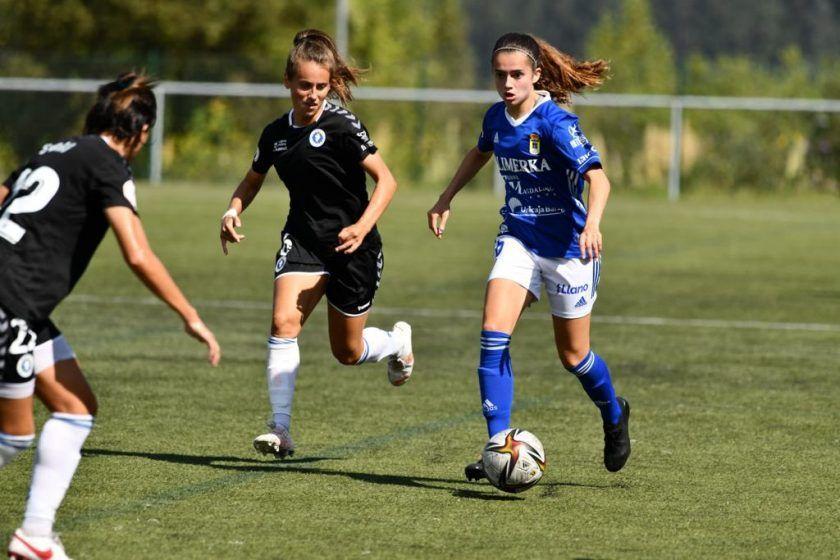 victoria del Zaragoza frente al Real Oviedo