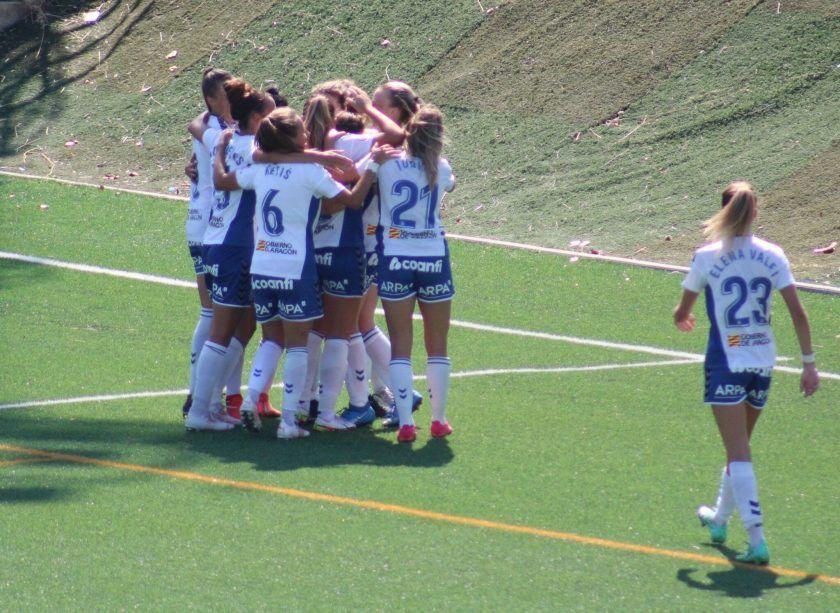 El Zaragoza CFF
