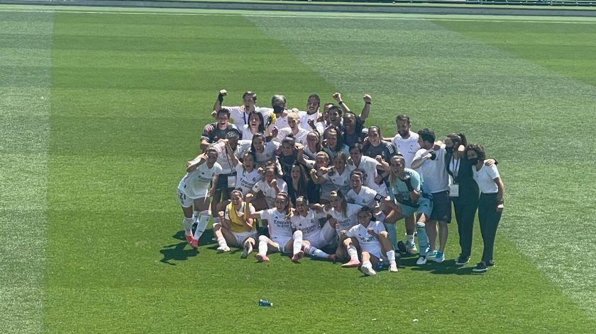 Triunfo del Real Madrid en casa